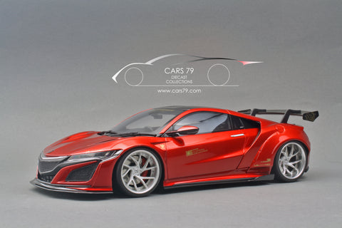 1/18 Honda NSX Liberty Walk by GT Spirit (GT245)