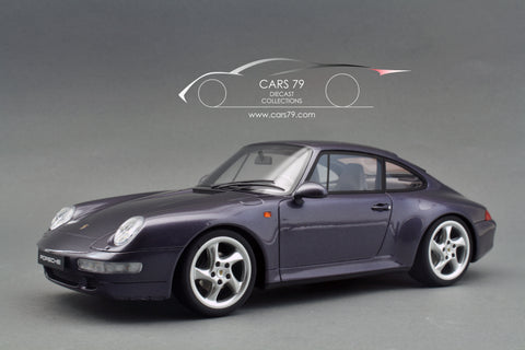 1/18 Porsche 911 (993) Carrera S (Split Grill) by GT Spirit (GT767)