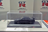 1/64 Nissan Skyline GT-R 50th Anniversary Edition 4 Car Set by Kyosho (KS07047B9)