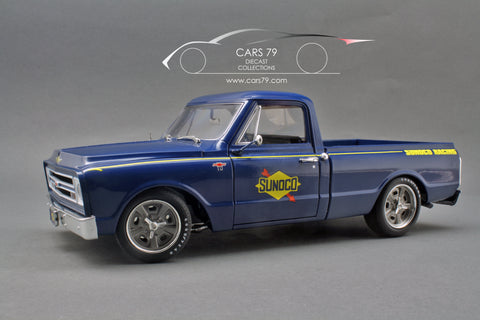 1/18 1967 Chevrolet C10 - Sunoco Shop Truck by ACME Diecast (A1807211)