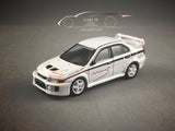 1/64  Mitsubishi Lancer Evolution V Mines by Tarmac Works