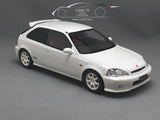 1/18 Honda Civic Type R EK9 by Ottomobile (OT264)