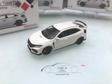 TSM Mini GT 1/64 Honda Civic Type R FK8 (Championship White)