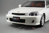 1/18 Honda Civic Type-R EK9 (White)
