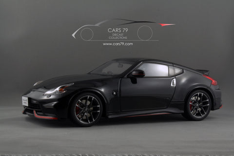 1/18 Nissan Fairlady Z Nismo Z34 - Black Asian Exclusive Edition