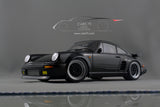 "1/18 Porsche 911 (930) Turbo - Midnight Wangan ""Blackbird"""