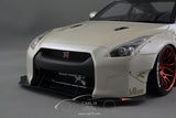 1/18 Nissan R35 Liberty Walk Duck Tail - Pearl White