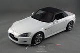 1/18 Honda S2000 - Ap1 - Grand Prix White