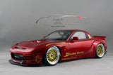 1/18 Rocket Bunny RX-7 (FD3S) Red Metallic - IG1035