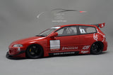 1/18 Honda Civic EG6 Pandem - Red