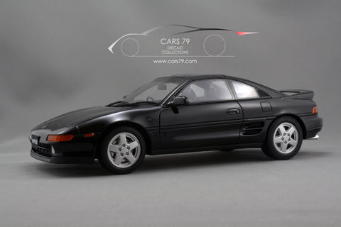 1/18 Toyota MR 2 (Black) by Ottomobile