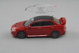 1/64 Mitsubishi Lancer Evolution X Final Edition (Rally Red) by Tarmac Works