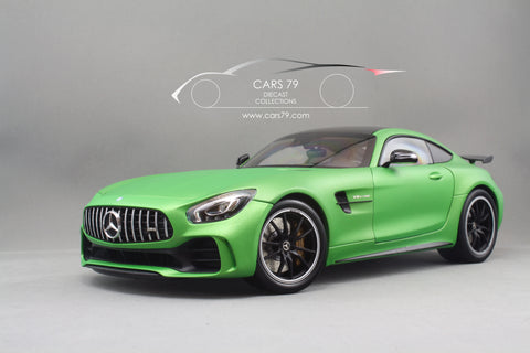 1/18 Mercedes Benz AMG-GT by Almost Real