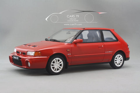1/18 Mazda 323 GT-R by Ottomobile OT255