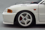 1/18 Mitsubishi Lancer Evolution III GSR (CE9A) White by Ignition Model