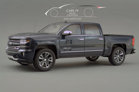 1/18 2018 Chevy Silverado Centennial Edition by GT Spirit (GT212)