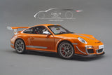 1/18 Porsche 911 (997) GT3 RS 4.0 Orange by AutoART (78148)