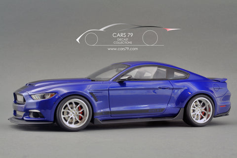 "1/18 2017 Ford Shelby GT-350 ""Widebody"" by GT Spirit"