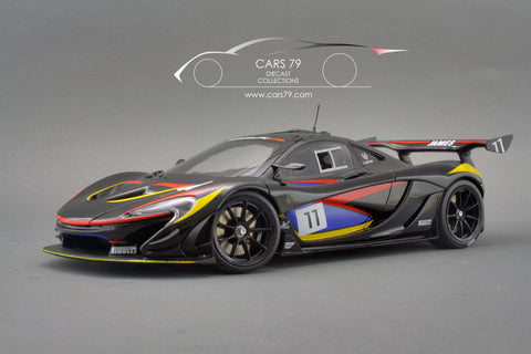 1/18 McLaren P1 GTR James Hunt Edition by Almost Real (840108)