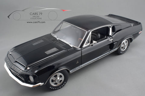 1/18 1968 Shelby GT350H by Acme Diecast – Car 79 Diecast