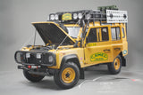 1/18 Land Rover Defender 110 Camel Trophy Edition by Almost Real