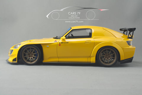 1/18 Honda S2000 Spoon by OneModel – Car 79 Diecast Collections