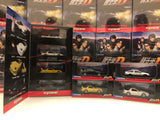 1/64 Initial D Diecast Miniature Car Set by Kyosho