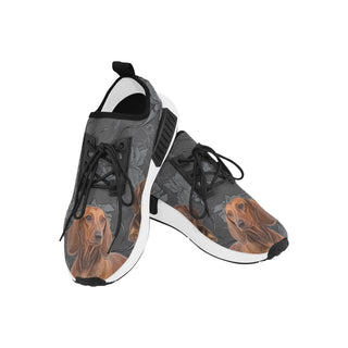 Dachshund Lover Women's Draco Running Shoes - TeeAmazing