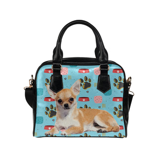 Chihuahua Shoulder Handbag - TeeAmazing