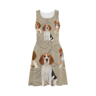 Beagle Lover Atalanta Sundress - TeeAmazing