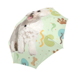 Maltipoo Auto-Foldable Umbrella - TeeAmazing