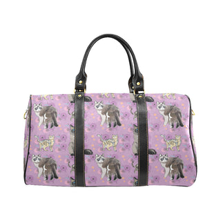 Balinese Cat New Waterproof Travel Bag/Small - TeeAmazing