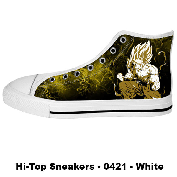 Made only for Real Fans - Goku Sneakers - TeeAmazing - 2