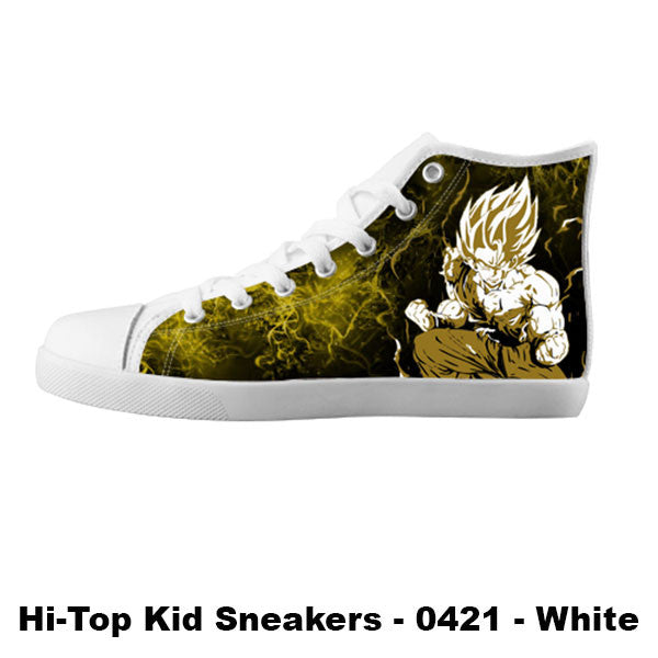 Made only for Real Fans - Goku Sneakers - TeeAmazing - 5