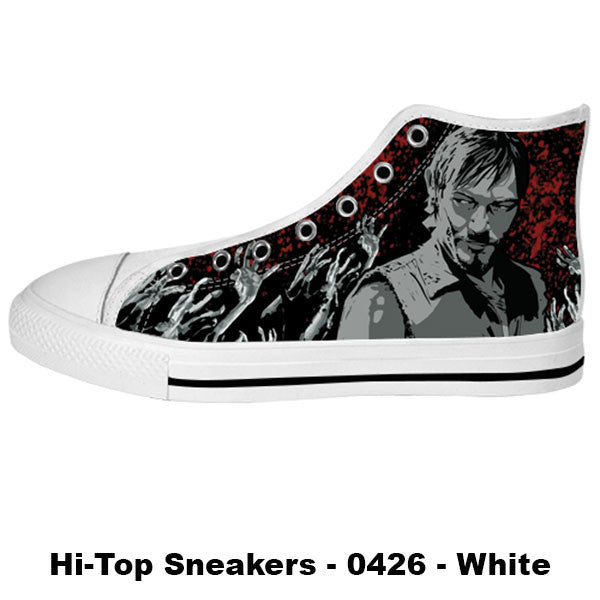 Made only for Real Fans - Daryl Sneakers - TeeAmazing - 2