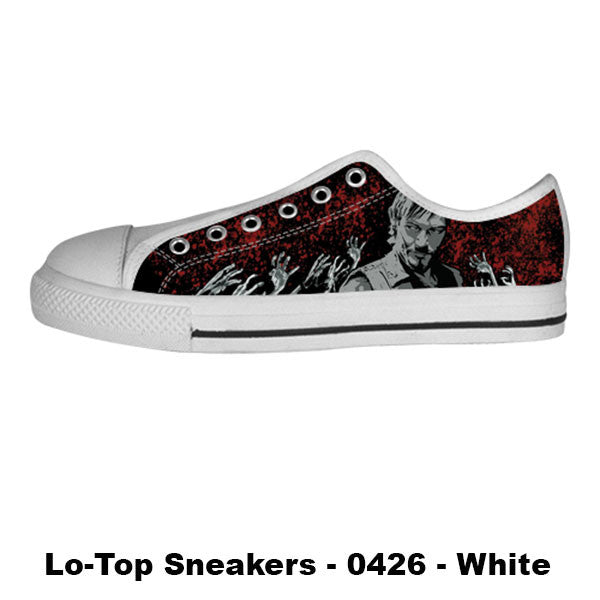 Made only for Real Fans - Daryl Sneakers - TeeAmazing - 4