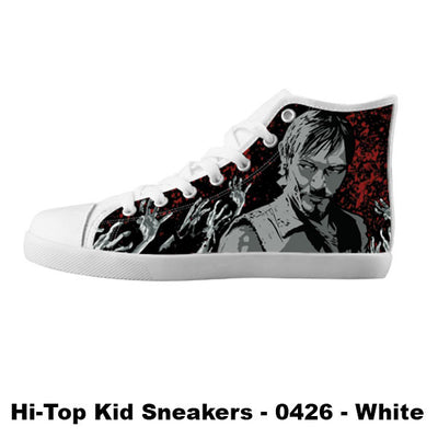 Made only for Real Fans - Daryl Sneakers - TeeAmazing