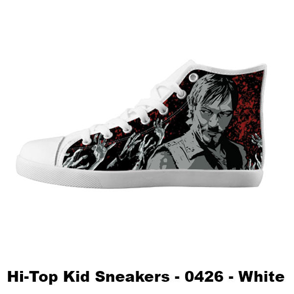 Made only for Real Fans - Daryl Sneakers - TeeAmazing - 5
