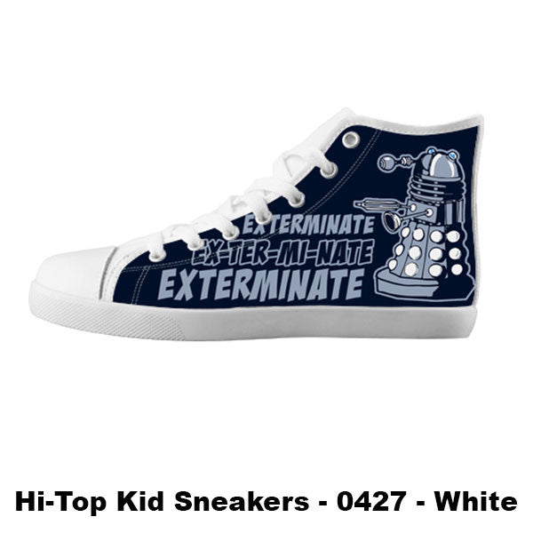 Made only for Real Fans - Dalek Sneakers - TeeAmazing - 5