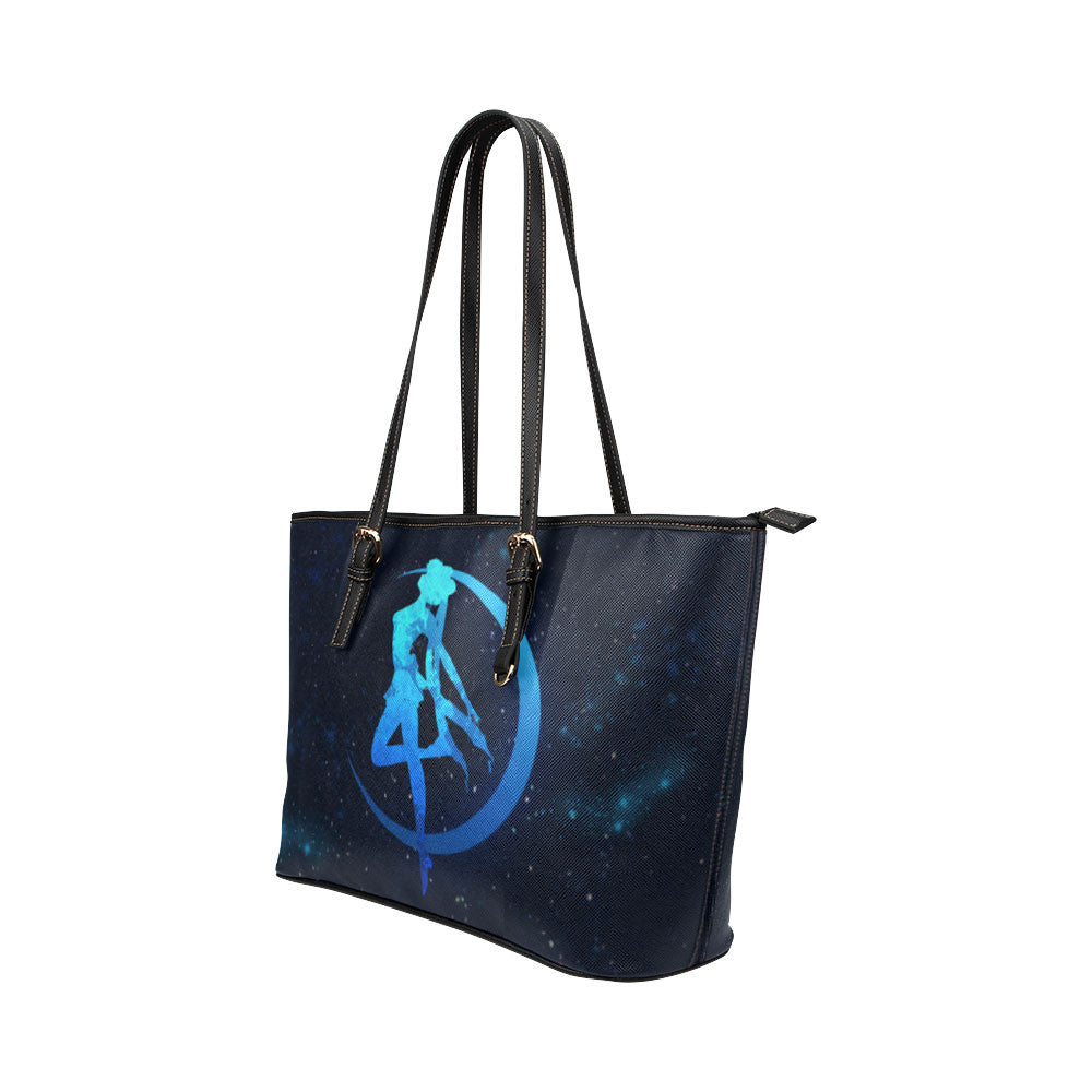 Sailor Moon Leather Tote Bags - Sailor Moon Bags - TeeAmazing