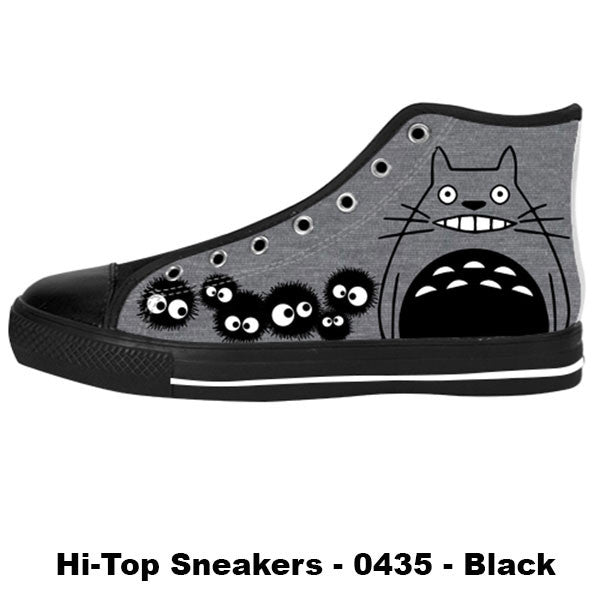 Made only for Real Fans - Totoro Sneakers - TeeAmazing