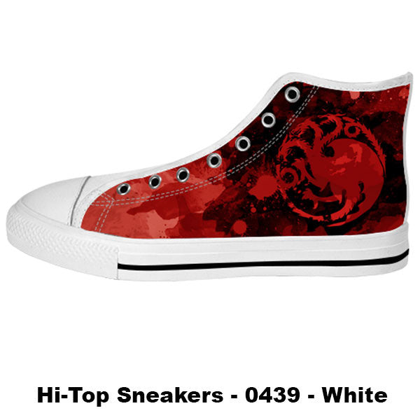 Made only for Real Fans - Targaryen Sneakers - TeeAmazing - 2