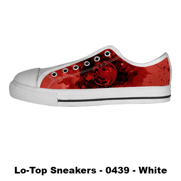 Made only for Real Fans - Targaryen Sneakers - TeeAmazing - 4