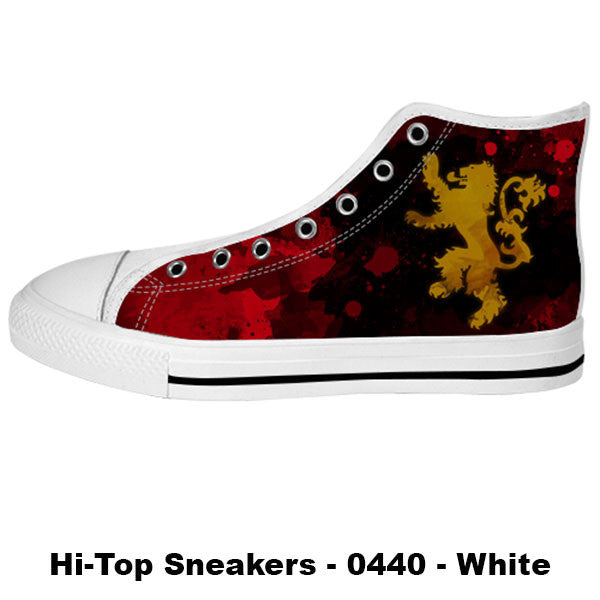 Made only for Real Fans - Lannister Sneakers - TeeAmazing - 2