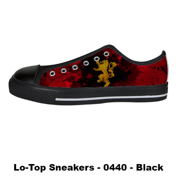 Made only for Real Fans - Lannister Sneakers - TeeAmazing - 3
