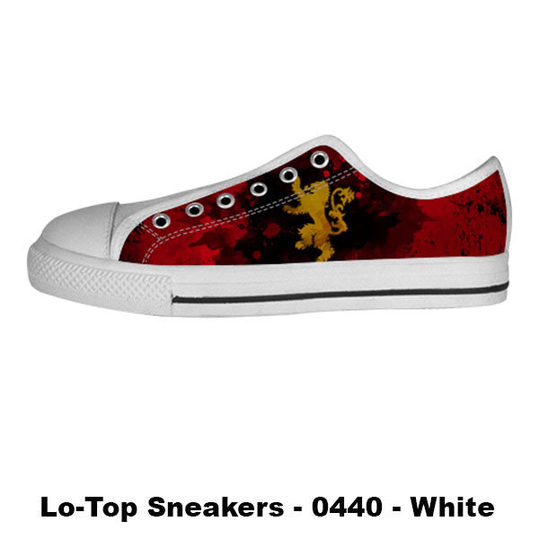 Made only for Real Fans - Lannister Sneakers - TeeAmazing - 4