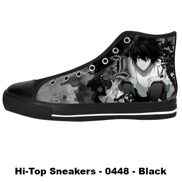 Made only for Real Fans - Death Note Sneakers - TeeAmazing - 1