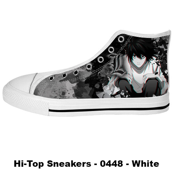 Made only for Real Fans - Death Note Sneakers - TeeAmazing - 2