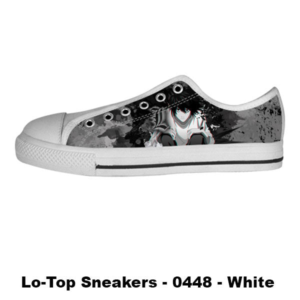 Made only for Real Fans - Death Note Sneakers - TeeAmazing - 4