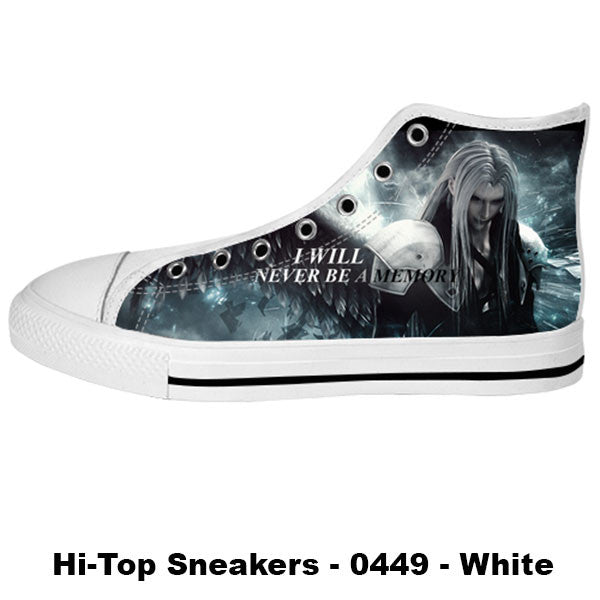 Made only for Real Fans - FF VII Sneakers - TeeAmazing - 2